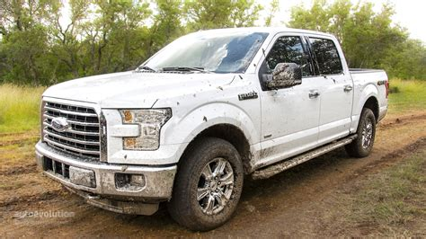 ford f150 ford f 150 hybrid pickup truck in the works autoevolution