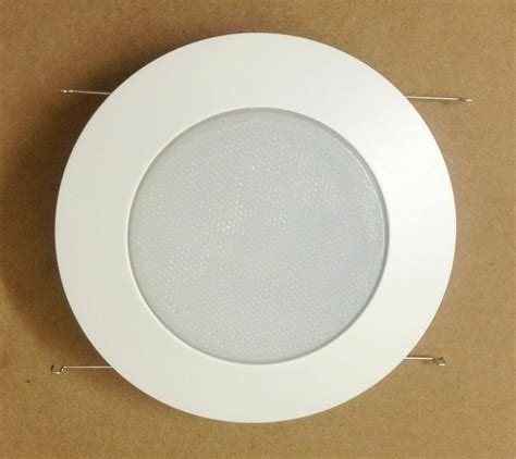 recessed  light shower trim frosted glass