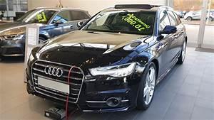 Audi A6 Avant Ambiente : 2018 audi a6 avant 2 0 tdi ultra s tronic youtube ~ Melissatoandfro.com Idées de Décoration