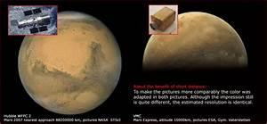 School report: Mars Webcam Project by Gymnasium ...