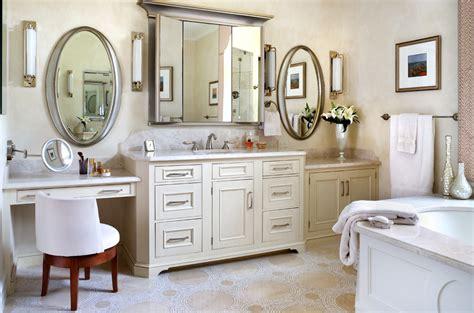 bathroom cabinets with makeup vanity master bath with double vanity makeup vanity traditional