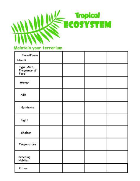 worksheet ecosystems worksheet grass fedjp worksheet study site