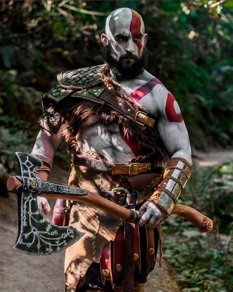sony apadrina  espectacular cosplay de god  war