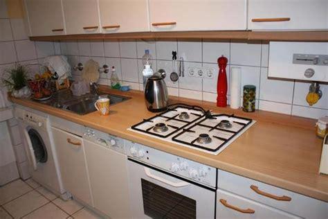 Einbauküche Mit Gasherd einbauk 252 che mit gasherd und k 252 hlschrank in k 246 ln