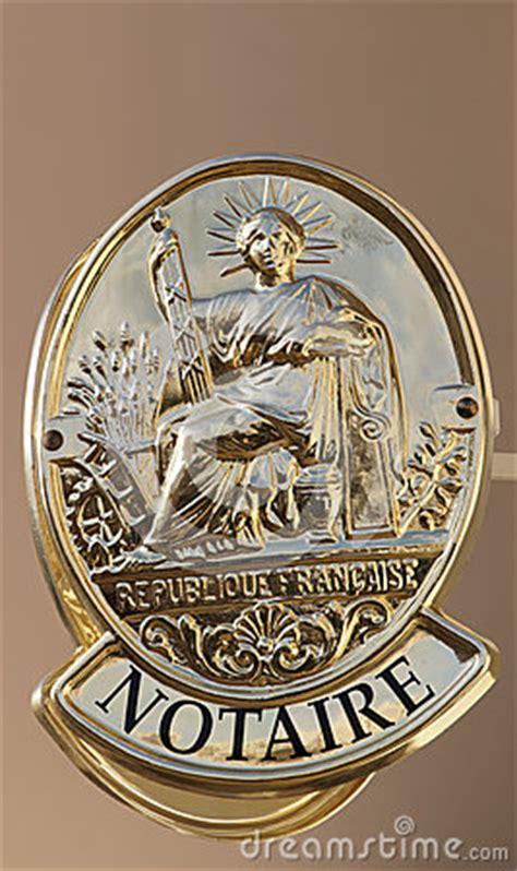 bureau de notaire symbole français du bureau de notaire image libre de