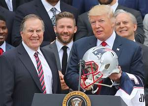Donald Trump Appoints Patriots' Bill Belichick to Sports ...