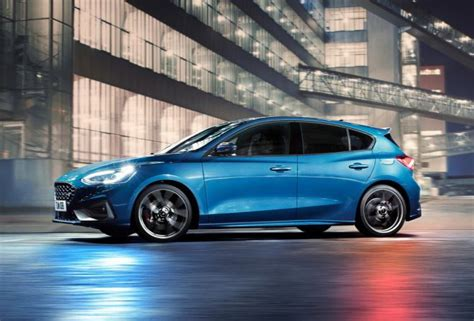 2020 ford focus 2020 ford focus st release date price specs news