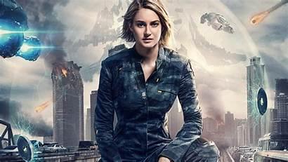 Divergent Tris Ascendant Film Character Wallpapers Chapter