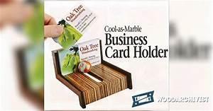 2313 wooden business card holder plans o woodarchivist for Wood business card holder plans