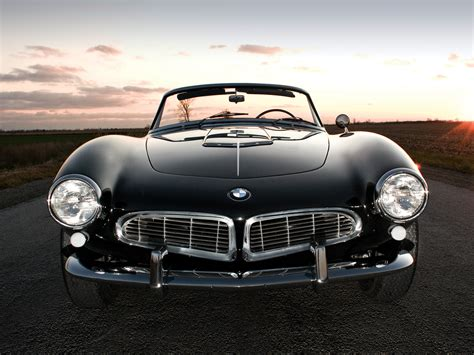 car bmw bmw 507 roadster a design icon but priced high