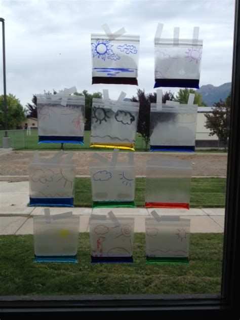 teaching science with lynda the water cycle in a baggie 768 | photo