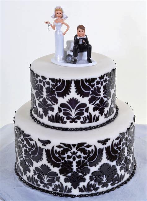black white wedding cakes wedding cakes fresh bakery