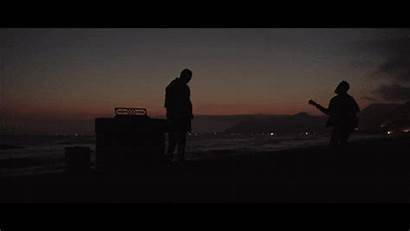 Emo Sad Guitar Sunset Gifs Beach Singer