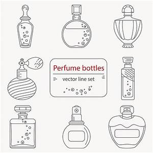 Royalty Free Perfume Bottles Clip Art, Vector Images ...