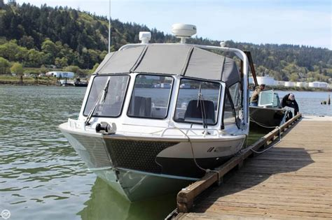 North River Seahawk Boats For Sale by 2006 Used North River Seahawk 25 Aluminum Fishing Boat For