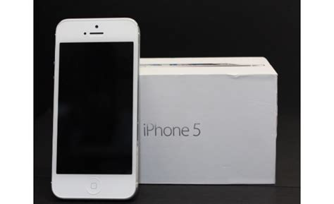 iphone 5 white iphone 5 32gb white 42500 tk clickbd