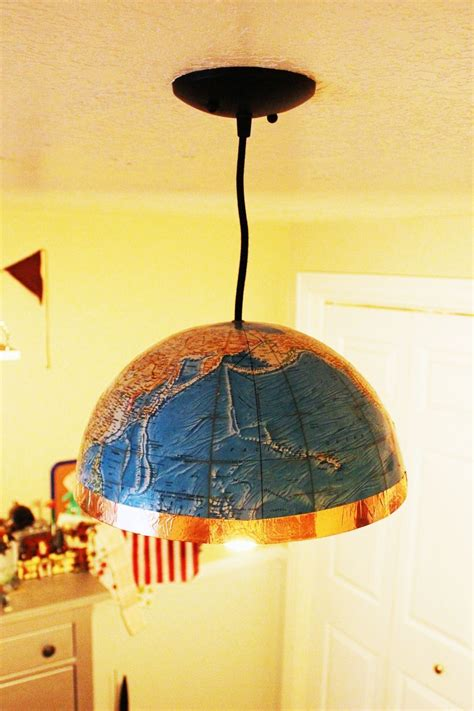 make your own pathway lights diy globe pendant light a quick and easy lighting upgrade