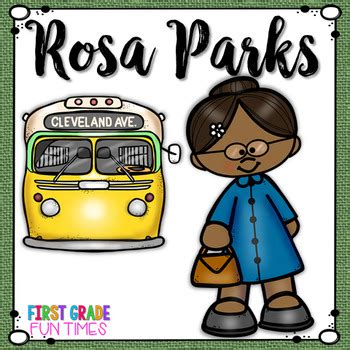 rosa parks black history month activities   grade