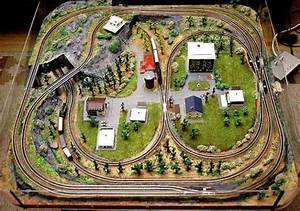 Small O Scale Layouts
