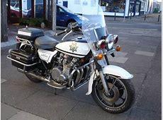 1978 Kawasaki Z1000c Police CHiPs bike SOLD Car And Classic