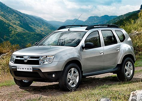 2011 Dacia Duster Photos, Informations, Articles