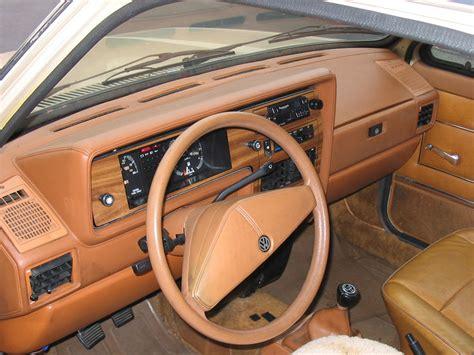 volkswagen rabbit interior pictures cargurus
