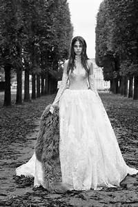 vera wang39s fall 2018 bridal collection modern wedding With vera wang bespoke wedding dress