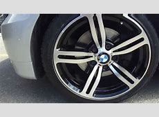 HILLYARD CUSTOM RIM&TIRE 2007 BMW 3 SERIES WITH 18