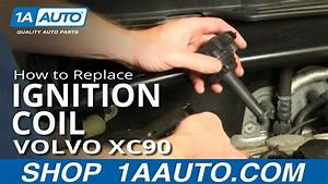 How To Install Replace Ignition Coil Volvo Xc90 2 5t 1aauto Com