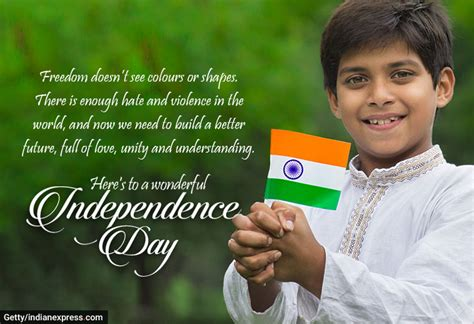 Happy Independence Day 2020: Wishes Status, Images, Quotes ...
