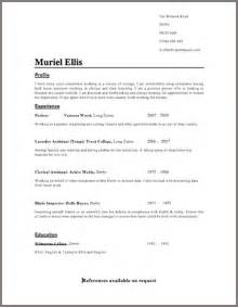 resume format template cv templates jobfox uk