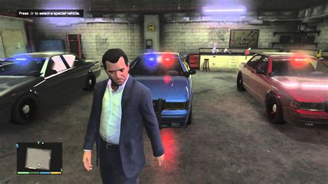 Gta 5 All Rare Unmarked Police Cars