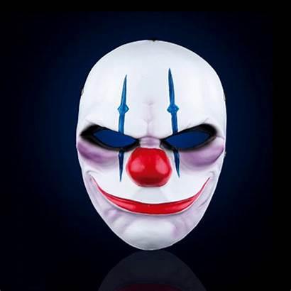 Mask Mascara Anime Joker Clown Party Masks