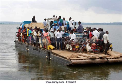 Ferry Boat Africa by Water Transport Africa Ferry Stock Photos Water