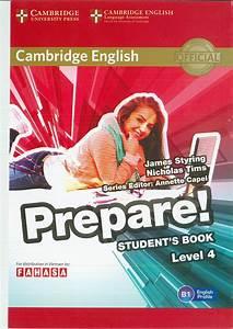 Audio   Dvd  Cambridge English Prepare  Level 4  Sb   Wb