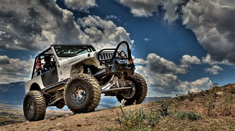 Jeep Wrangler Hd Widescreen Wallpapers (48