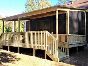 Deck Builder Benton