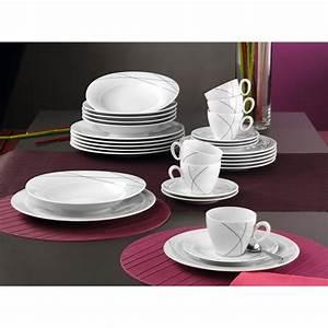 Seltmann Weiden Trio Highline : tafelservice 16 tlg te trio highline 71381 von seltmann weiden 213 ~ Watch28wear.com Haus und Dekorationen