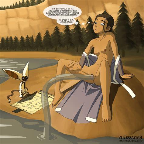 Avatar der herr der elemente katara nackt