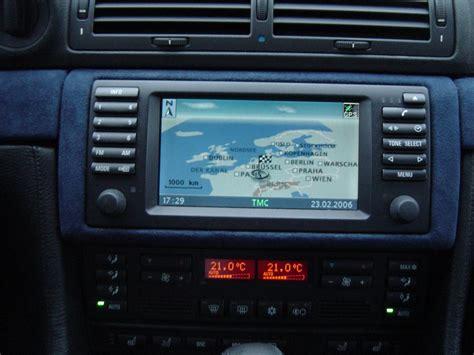 bmw navi update e46 navi professional update mit 3d darstellung car hifi multimedia navigation forum