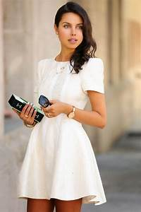 5 Easy but Gorgeous Winter White Outfits for the Holidays u2013 Glam Radar