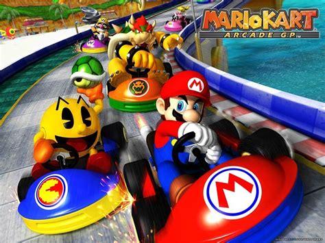 Mario Kart Wallpaper Super Mario Bros Wallpaper