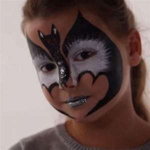 Maquillage Halloween Enfant Facile : 7 maquillages d 39 halloween faciles faire fr mir les ~ Nature-et-papiers.com Idées de Décoration