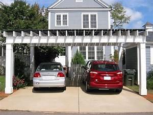Coperture per auto pergole e tettoie da giardino Quale copertura per auto scegliere