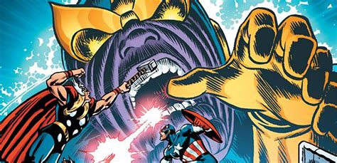 avengers  thanos review infinity war graphic novels