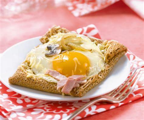 recette traditionnelle la galette bretonne
