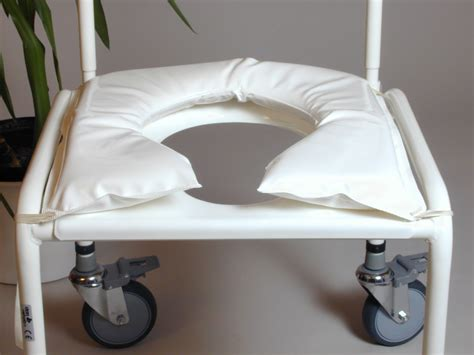 Cushion For Toilet Chairs From Dan-rehab A/s
