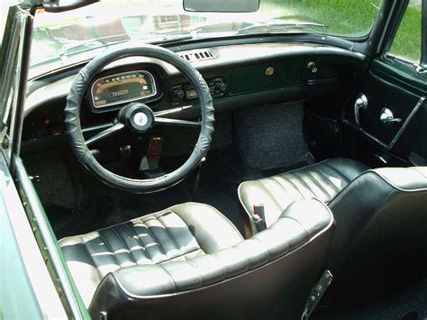renault caravelle interior vendo renault caravelle 1965 convertible