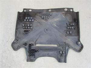 Audi Oem A4 B8 Under Engine Cover Skid Plate Splash Shield