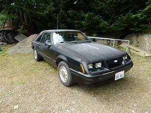 BangShift.com Rough Start: Like Fox Mustangs? Check Out This 1985 Mustang GT - Get 'Em While ...